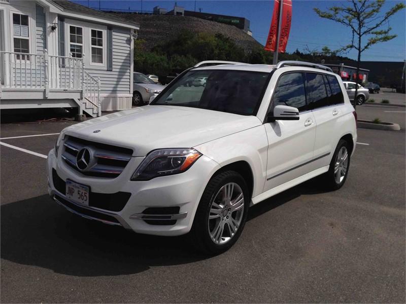 Saint John Automotives for Sale 2014 Mercedes-Benz GLK-Class