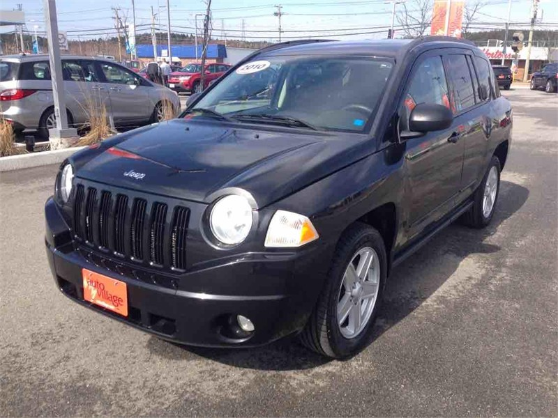 Saint John Automotives for Sale 2010 Jeep Compass