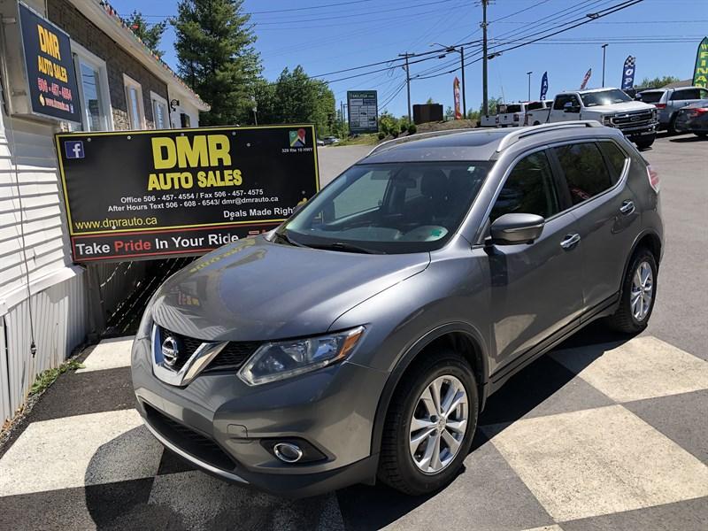Miramichi Automotives for Sale 2015 Nissan Rogue