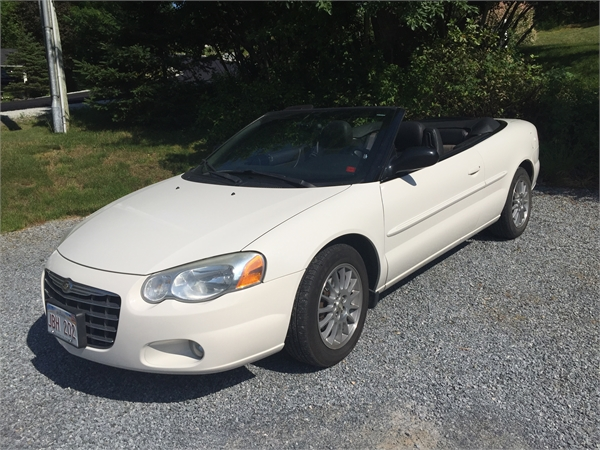 Convertible Sebring Touring Edition