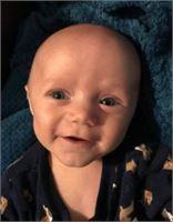 Baby Leighton Henry Caldwell