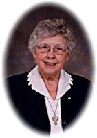 Sister Margaret Theresa Vickers (Sr. Margaret Theresa), C.M., R.N., B.N., M.H.A.