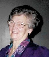 "Roberta ""Ruby"" Margaret Silliker"