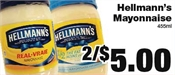 Miramichi's Local Marketplace and Deals hellmans