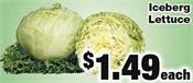 Miramichi's Local Marketplace and Deals lettuce