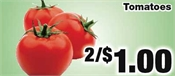 Miramichi's Local Marketplace and Deals tomatoes