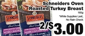 Miramichi's Local Marketplace and Deals turkey
