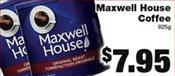 Miramichi's Local Marketplace and Deals maxwellcoffee