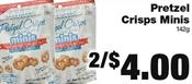 Miramichi's Local Marketplace and Deals pretzels