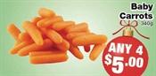 Miramichi's Local Marketplace and Deals carrots