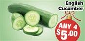 Miramichi's Local Marketplace and Deals cucumber