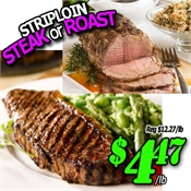 Saint John's Local Marketplace and Deals striploin