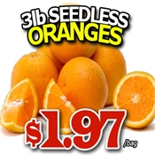 Saint John's Local Marketplace and Deals oranges