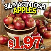 Saint John's Local Marketplace and Deals apples