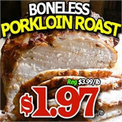 Saint John's Local Marketplace and Deals porkloin