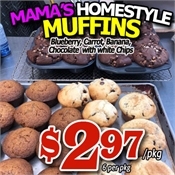 Saint John's Local Marketplace and Deals muffins