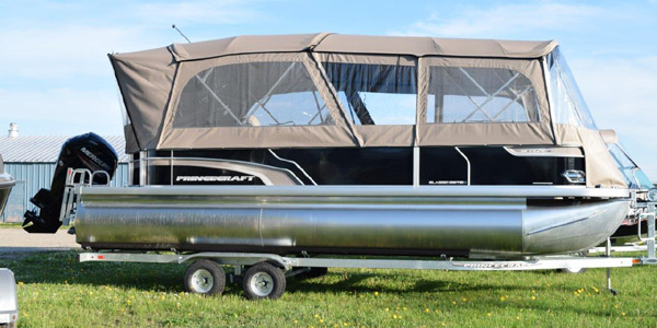 Princecraft Vectra 21 Pontoon