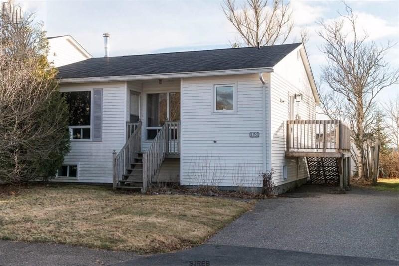 Saint John's Real Estate Listings for 168 Harbourview Dr
