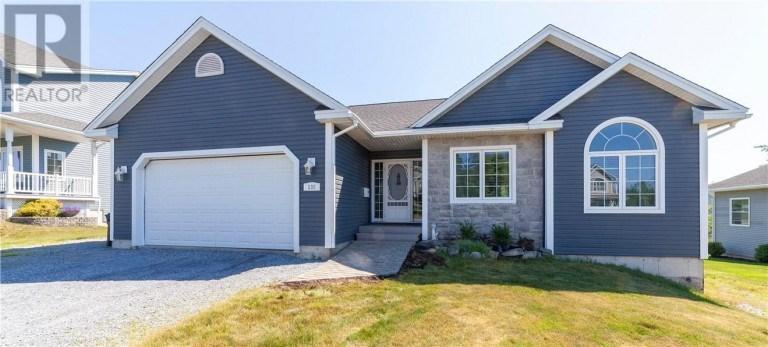 Saint John's Real Estate Listings for 132 Marlin Drive, Saint John, New Brunswick, E2K0A8